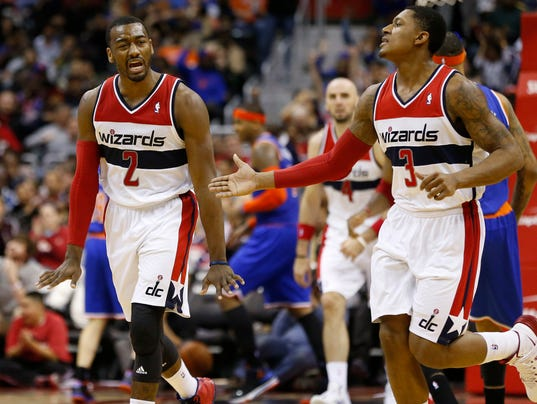 Image result for wizards beal wall