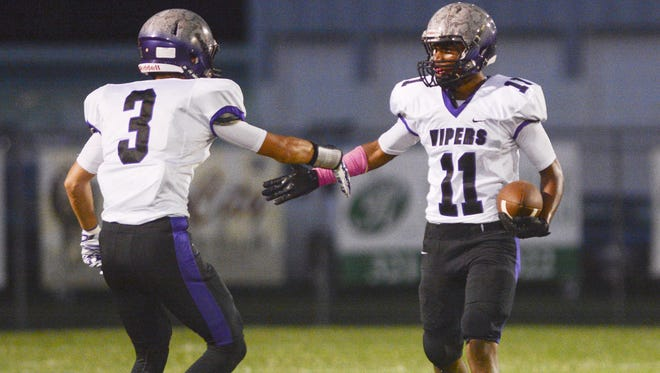 Space Coast played at Poinciana on Friday night in a game that was previously postponed due to weather.