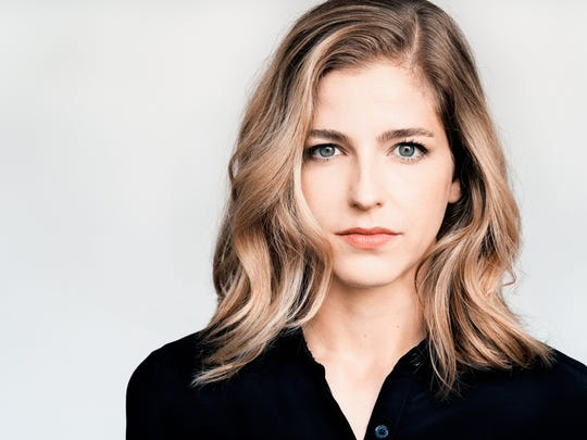 Conductor Karina Canellakis will return in January,