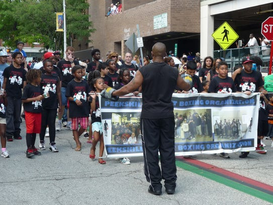 Peekskill's 7th annual Juneteenth parade and celebration