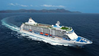 The 700-passenger Seven Seas Voyager underwent a major makeover in 2016.
