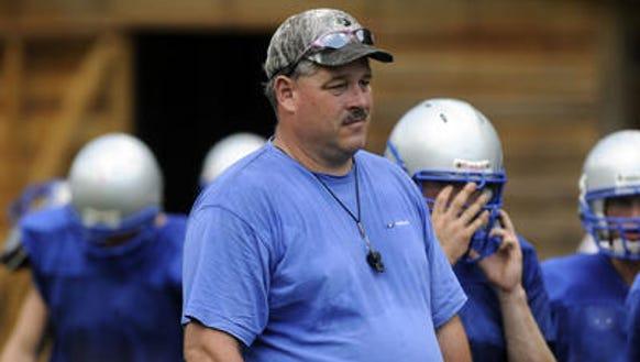 Mcdowell High School Football