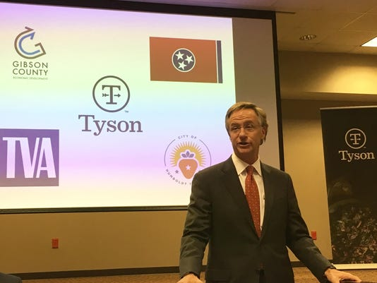Tyson Foods-Tennessee
