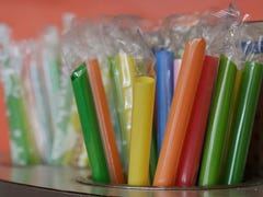 Boba, or bubble tea, shops wrestle with plastic straw ban