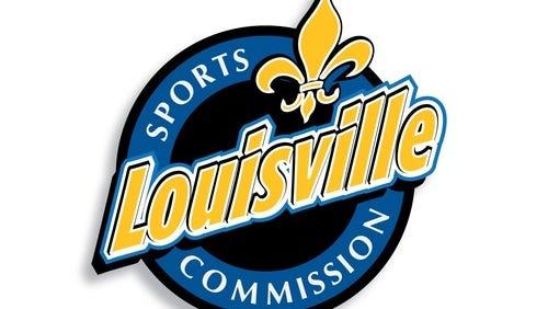 Louisville Sports Commission logo.