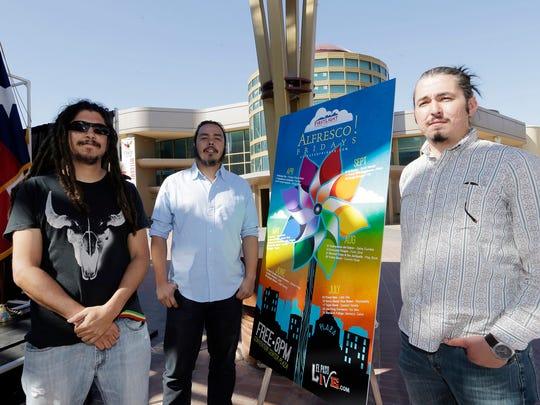 Latin reggae band Radio La Chusma is set to perform at the Original Great American Rockabilly Riot for Labor Day.