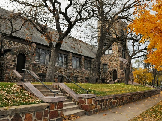 First Presbyterian Church of St. Cloud, photographed