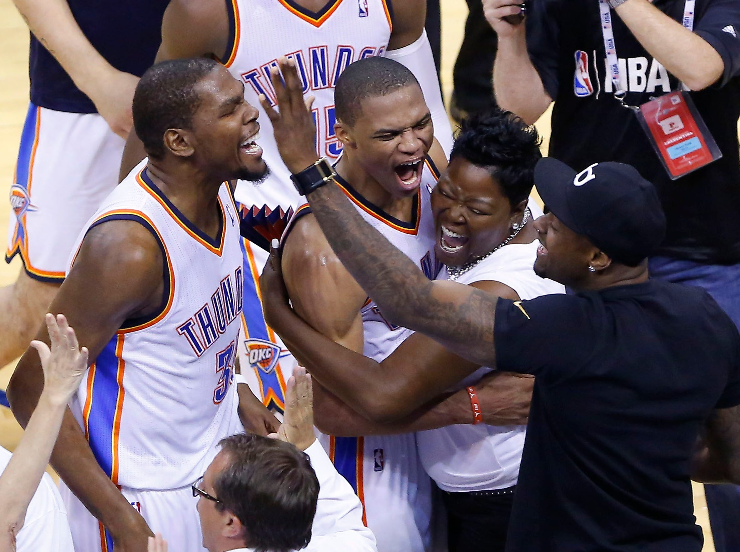 durant, westbrook, durant mom