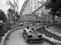 Lake Lansing Amusement Park - June 26, 1967 - Photograher - Bill Duchaine Photo gallery