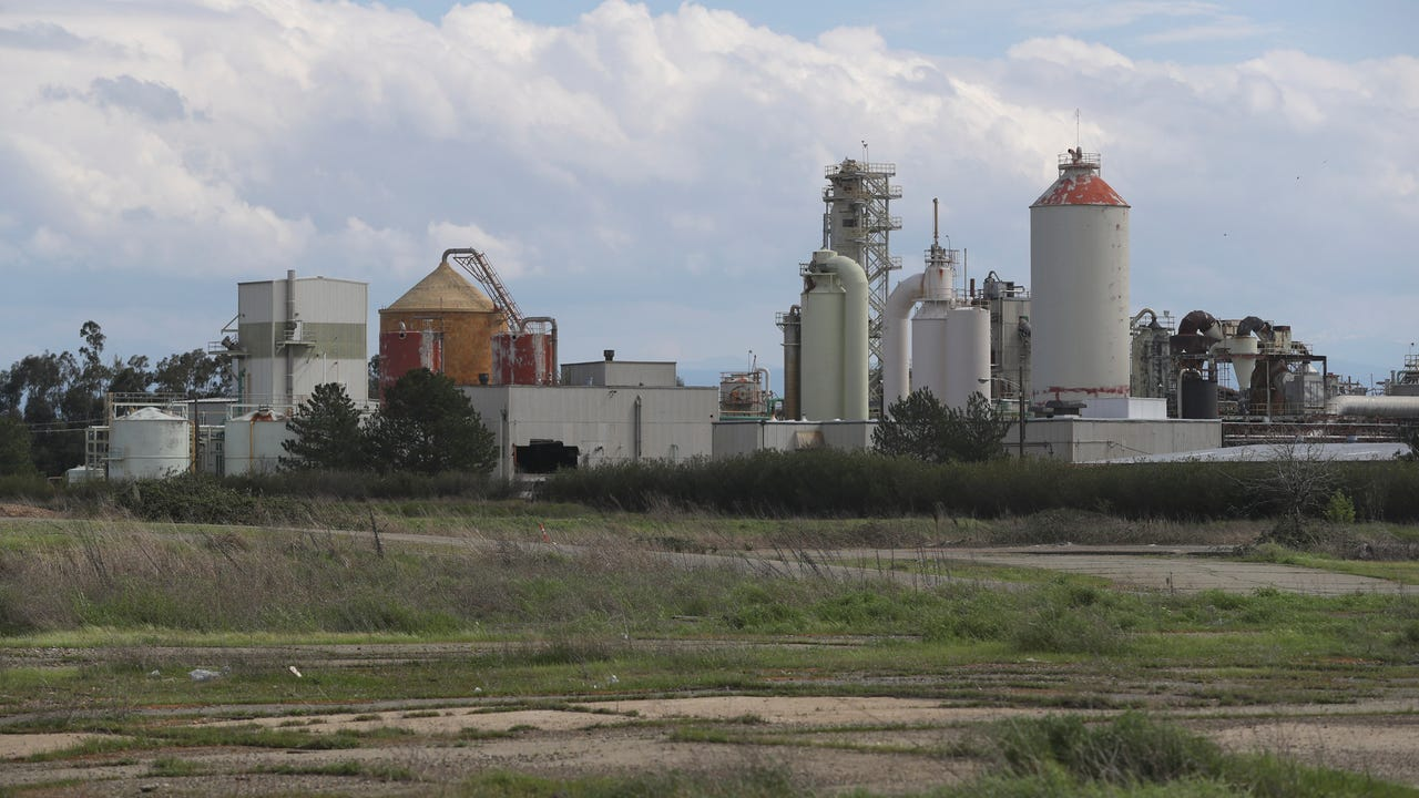 Water quality officials have been frustrated with the lack of cleanup at the former Shasta Paper mill.