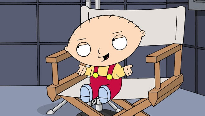 """Stewie Griffin from """"Family Guy."""""""