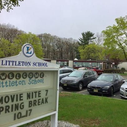 Littleton school in Parsippany.