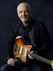 Peter Frampton comes alive Wednesday in Rutland.