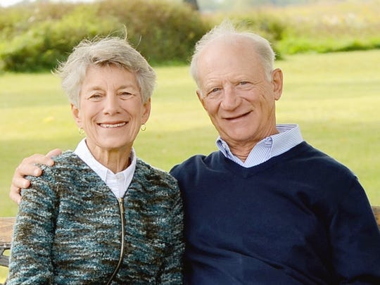 Dick and Janet Grota today
