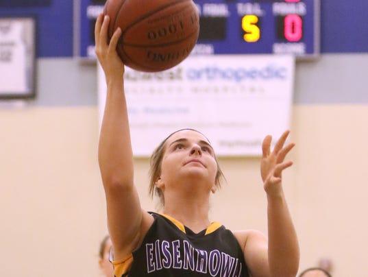 New Berlin Eisenhower Girls Basketball