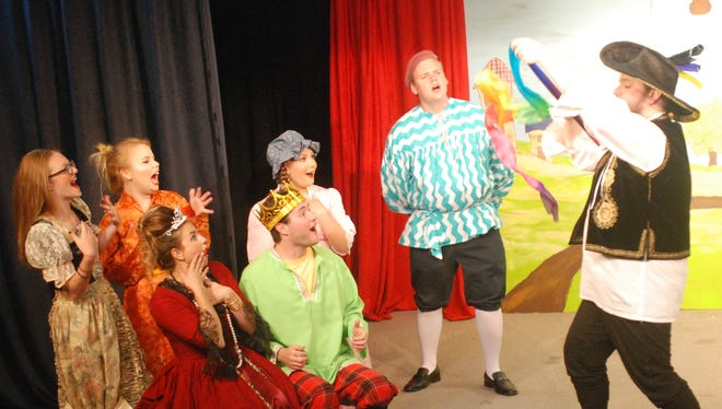 "Carlsbad Community Theater  presents ""The Emperor's New Clothes"" for its annual summer musical. The theater has been hosting plays and musicals for 40 years."