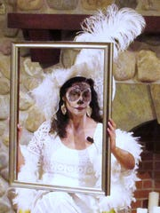 La Catrina, also known as Lady Death, is a featured part of the Day of the Dead festival, celebrated Sunday at the Rockwell Museum.