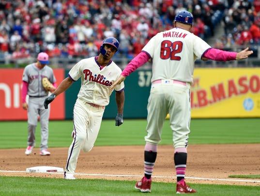 Phillies, Nick Williams