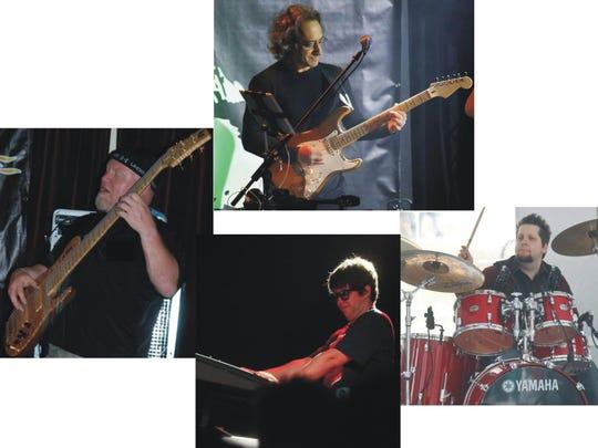 The Robin Gottfried Band plays tonight at Radio Bean in Burlington.