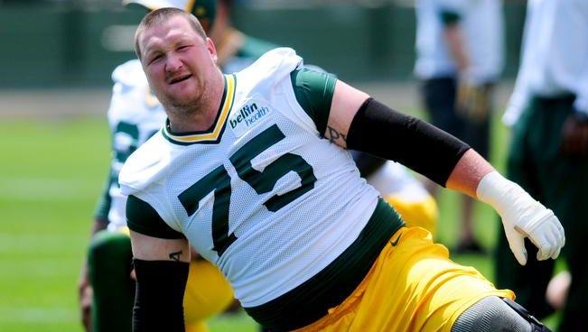 Green Bay Packers tackle Bryan Bulaga.
