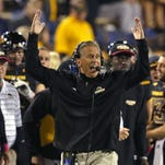 Southern Miss Golden Eagles head coach Todd Monken says the team needs to eliminate the turnovers.