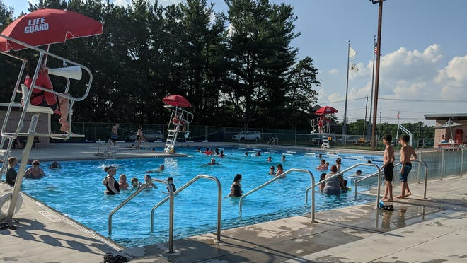 The Philip Weihn state pool is open in Clinton. There are additional rules the DCR is enforcing with social distancing and sanitation.