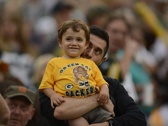 GPG Packers Family Night 080815