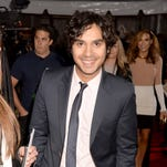 Kunal Nayyar (The Big Bang Theory) is among the guest hosts for CBS'' Late Late Show.'