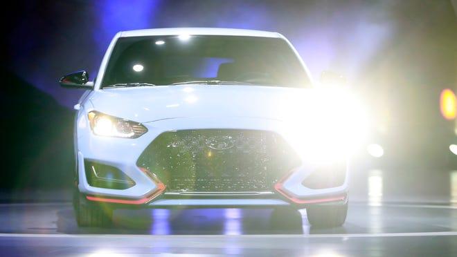 Detroit Auto Show 5 New Cars That Lit Up The Event