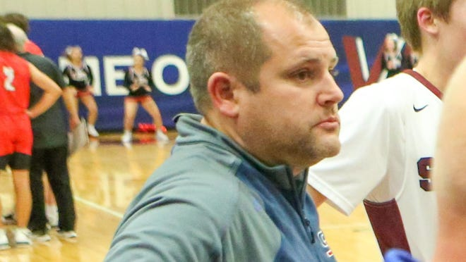 The FBI is alleging that Jeffrey Pierce, an assistant basketball coach at Seaman High School, posed as a teenage girl to lure other teenagers to send him explicit photos.