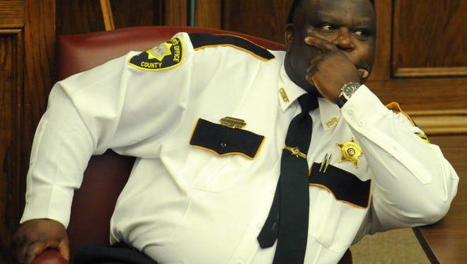 FCSO Chief Deputy Charles Bolton