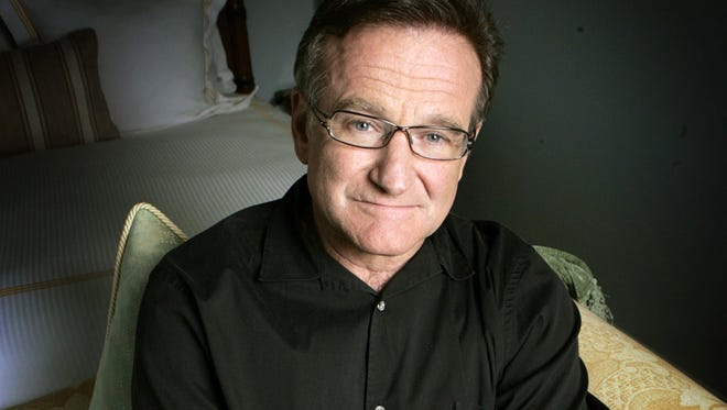 Robin Williams, who took his own life Monday, showed kindness to an Iowa veteran and his mother, a retiring nurse from Winterset.