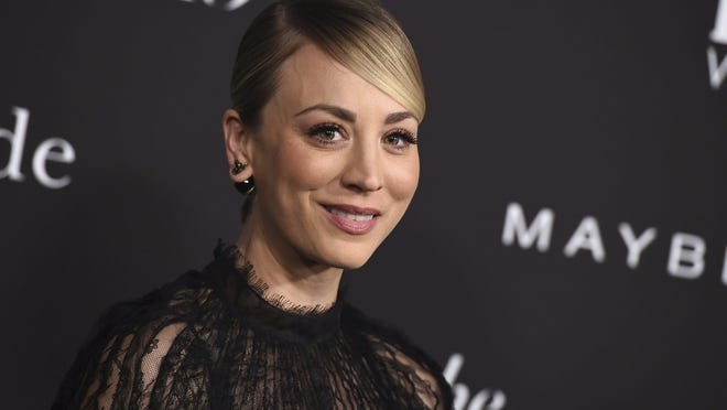 "Kaley Cuoco will serve as an executive producer and act in the lead role in the HBO Max series ""The Flight Attendant."""