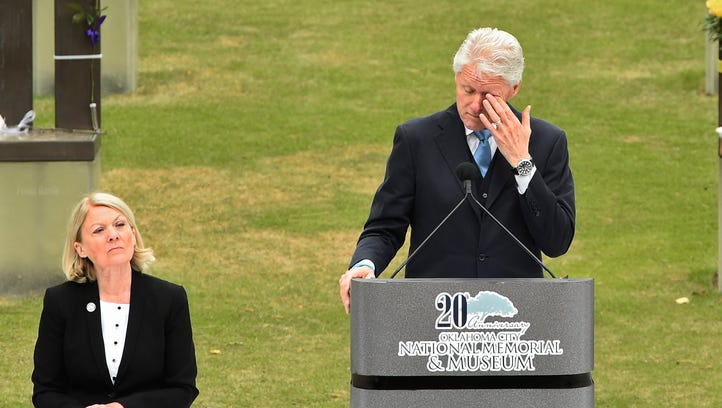 Former President of the United States Bill Clinton