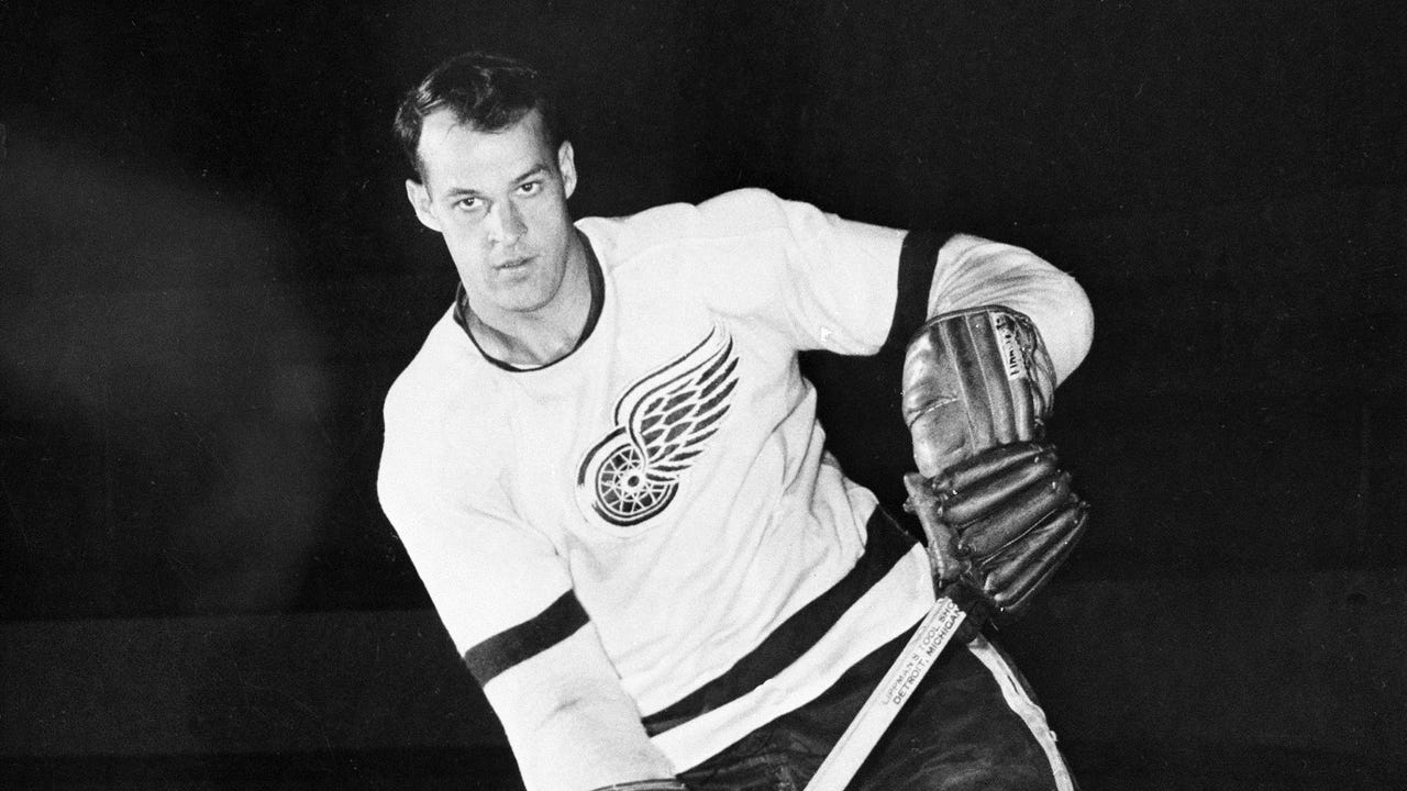 USA TODAY Sports' Kevin Allen reflects on the career and legacy of Gordie Howe, who set the standard for how players perform on the ice and carry themselves off it.