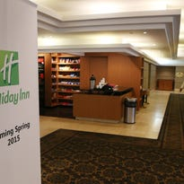 Downtown Rochester's Rochester Plaza Hotel will become a Holiday Inn this summer.