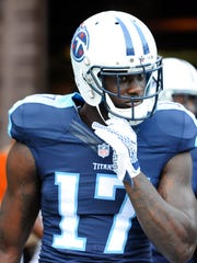 Dorial Green-Beckham has high hopes for his second season in the NFL.