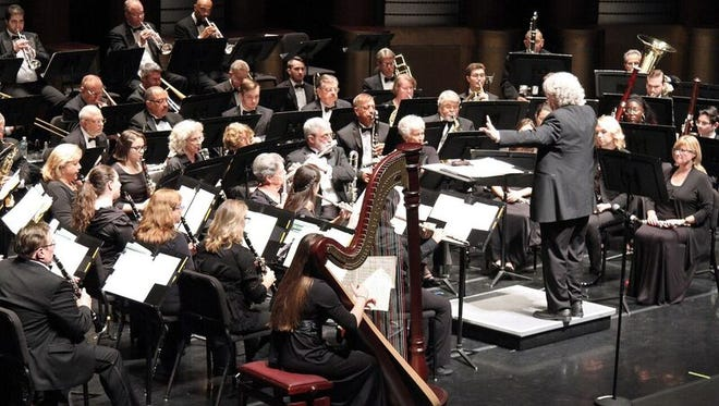 TO PERFORM - The Symphonic Band of the Palm Beaches' rising stars and seasoned artists will perform audience favorites including Bernstein's Overture to Candide at 7:30 p.m .April 7 at the Duncan Theatre in Lake Worth and April 14 at the Eissey Campus Theatre in Palm Beach Gardens. Tickets are $20.  For more information, call 561-832-3115 or visit www.SymphonicBand.org.