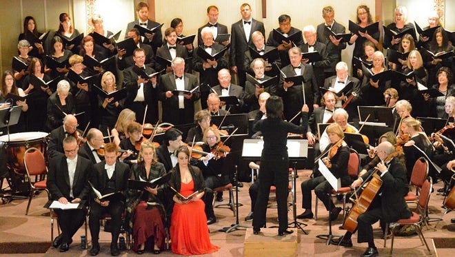 "The Channel Islands Chamber Orchestra and the CSU Channel Islands' University Chorus will perform their Spring Choral Spectacular, titled ""Reconciliation,"" May 5 and 6."