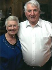 Mr. and Mrs. Richard L. Ward