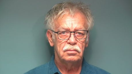 Robert Bilbruck, 65, of Salem, was arrested on burglary and theft charges Thursday.