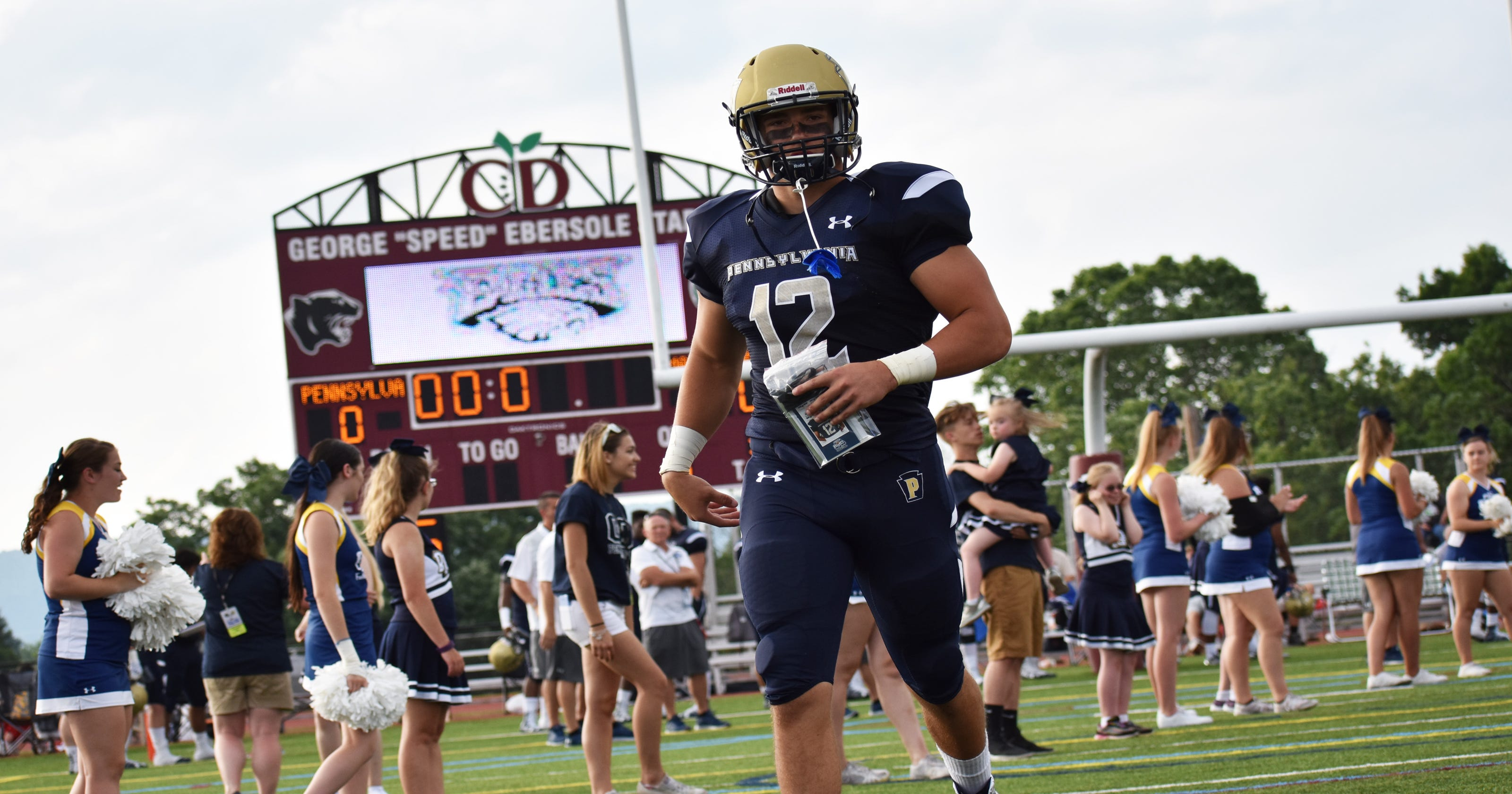 Forrest Rhyne aids PA to 44-33 win in Big 33 classic