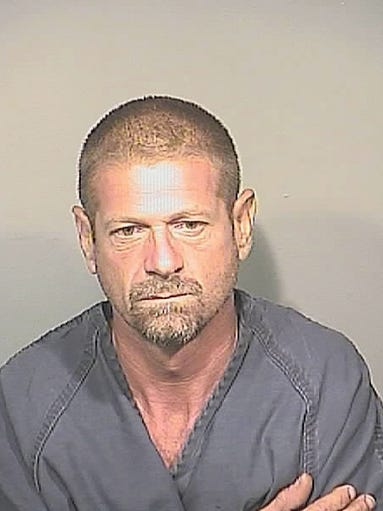 7 p.m. Aug. 12. -- Arrested: Norman Adrian Stpierre, 43, of , . Charge: trespassing -- failure to leave property upon order.