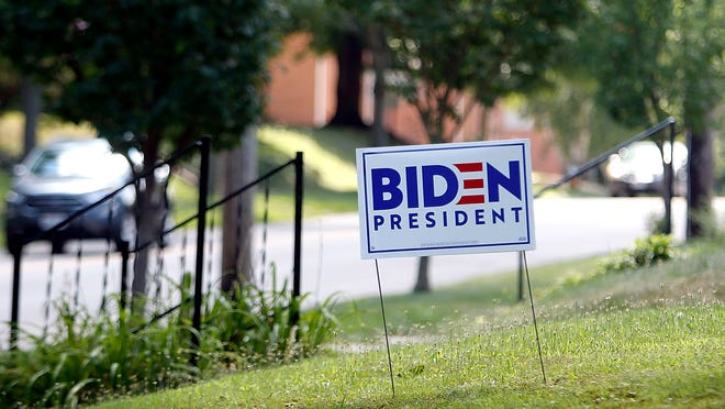 A Mequon man is facing hate crime charges for removing his neighbor's Joe Biden yard sign and accosting them with anti-Semitic slurs.