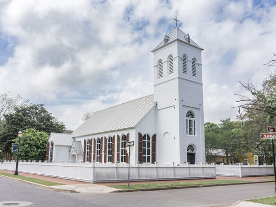 UWF's Chamber Music Class will perform at the historic Old Christ Church on Oct. 4, Nov. 1 and Dec. 6. About 200 people attend the free performances, according to organizers.