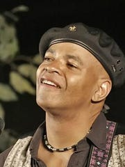 Acoustic blues guitarist Guy Davis returns to Clearwater