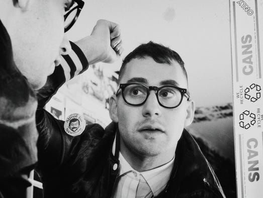 Bleachers performs at 5:30 p.m. on the Palladia Stage at the Hangout Music Fest Thursday Discover Great Kickoff Party.