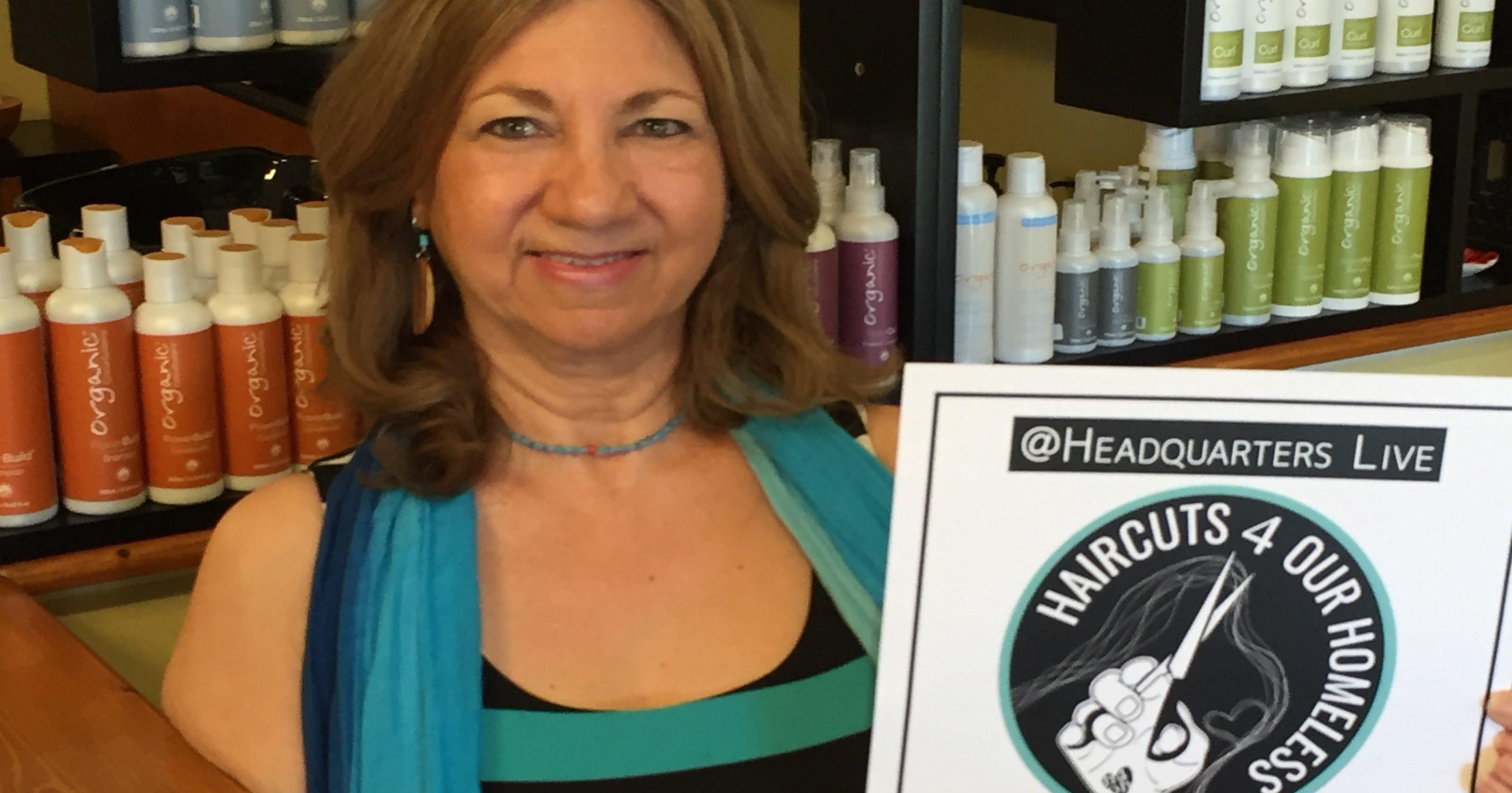 Haircuts For Homeless Lift Spirits In Salisbury