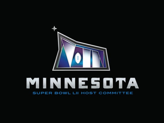 Minnesota Super Bowl Host Committee logo