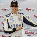 Brad Keselowski won his fifth pole of the season Friday at New Hampshire Motor Speedway.